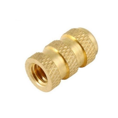 Brass M6 Insert Manufacturer, for Plastic molding Process