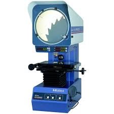 profile projector for metal test and report jain industries brass inserts manufacturer