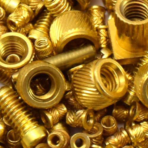 Jain Industries Brass Threaded Inserts Manufacturer and exporter From India